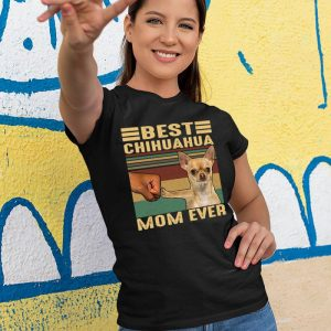Best Chihuahua Mom Ever Women's T-Shirt