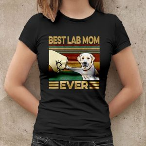 Best Lab Mom Ever Women's T-Shirt