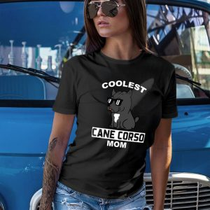 Coolest Cane Corso Mom Women's T-Shirt