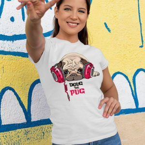 Doug the Pug Women's T-Shirt