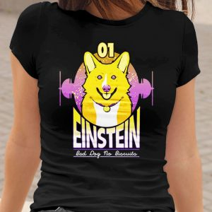 Ein the Corgi Cowboy Bebop Women's T-Shirt