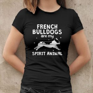 French Bulldog Spirit Animal Frenchie Women's T-Shirt