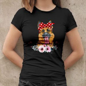 Funny German Shepherd Mom Badana Women's T-Shirt