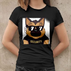 GERMAN SHEPHERD SECURITY Women's T-Shirt
