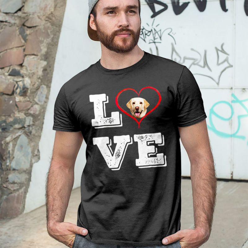Labrador Retriever Lover Men's T-Shirt