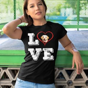 Labrador Retriever Lover Women's T-Shirt
