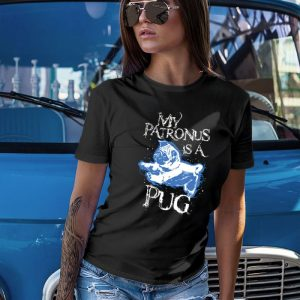 My Patronus Is A Pug (2) Women's T-Shirt
