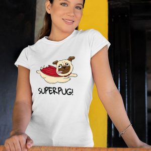 Super Pug Women's T-Shirt