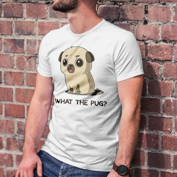 What The Pug Men's T-Shirt