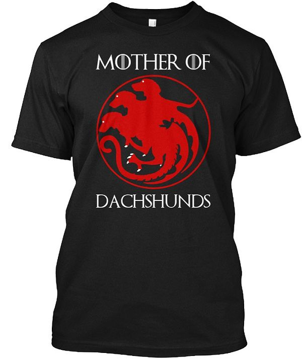 Mother of Dachshund Shirts. Mother of Dachshund T-Shirts, Hoodies