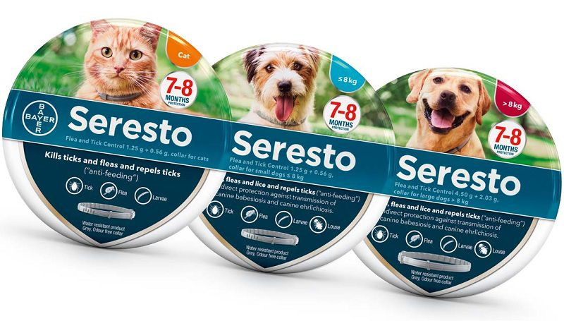 Seresto Dog Collars - Are They Safe For Your Pet?