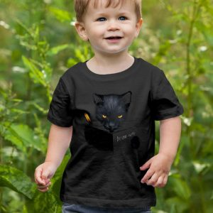 Death Note - Shinigami Cat Unisex Youth Kids T-Shirt