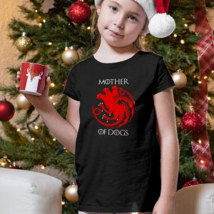 Mother of Dogs Game of Thrones Unisex Youth Kids T-Shirt