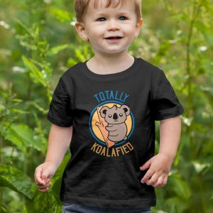 Totally Koalafied - Journal for Koala Lovers Unisex Youth Kids T-Shirt