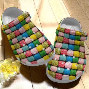 Crochet And Kitting Personalize Clog