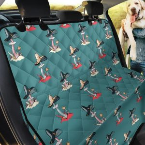 Growing Rate Of Mushroom Car Back Seat Cover Dog Car Seat Covers