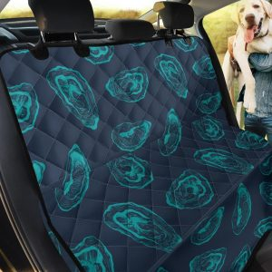 Piercing Intuition Of The Sea Oyster Car Back Seat Cover Dog Car Seat Covers